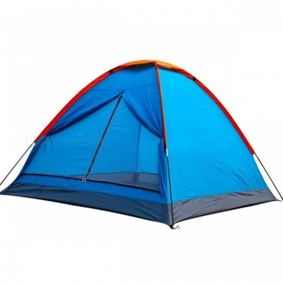 3-4 Persons Outdoor Camping Beach Leisure Rainproof Tent