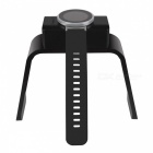 Itian PC Magneettinen USB Charging Dock Honor Smartwatch S1 - Musta
