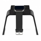 Itian Magneettinen USB Charging Dock Fitbit Blaze Smart Watch - musta