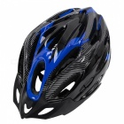 21 Holes Cycling Bicycle Bike Safety Helmet - Black + Blue