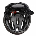 21 Holes Cycling Bicycle Bike Safety Helmet - Black + White