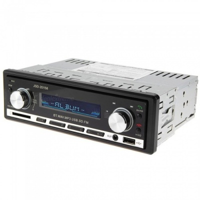 KELIMA Universal Bluetooth Car MP3 Player w/ FM Radio + Handsfree Call