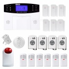 YA-500-GSM-33 Wireless Smart GSM Alarm System (EU Plugs)