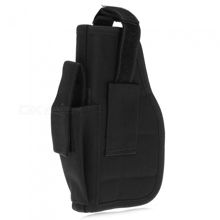 Premium Waterproof Waist Holster - Black