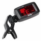 AROMA AT-200D Clip-on Electric Tuner for Guitar / Bass / Ukulele