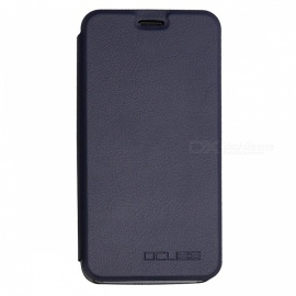 OCUBE PU Leather Flip-open Case for UMI Diamond Phone - Dark Blue