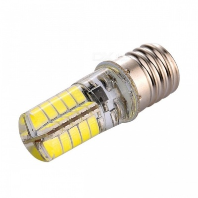 YWXLight E17 3W 40-5730SMD LED Cold White Light Silicone Lamp