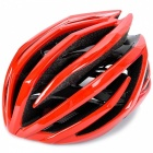 24 Holes Shockproof Ultralight Ventilate Bike Helmet - Red