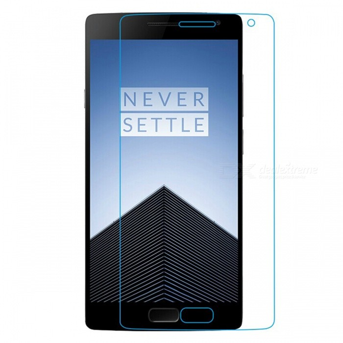 Dazzle Colour Tempered Glass Screen Protectors for Oneplus Two/2(2PCS)Screen Protectors<br>Form  ColorTransparent 2PcsScreen TypeGlossyModelN/AMaterialTempered GlassQuantity2 DX.PCM.Model.AttributeModel.UnitCompatible ModelsOneplus 2 / TwoFeatures2.5D,Tempered glassPacking List2 x Tempered glass films2 x Wet wipes2 x Dry wipes2 x Dust stickers<br>