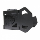 The New G17 Senior Practical Holster + Waist Buckle - Black