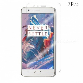 Dazzle Colour Full-Screen Screen Protector for Oneplus 3 / 3T (2PCS)