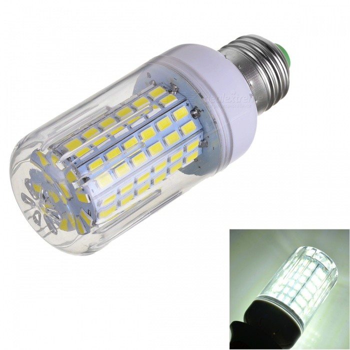 Marsing E27 12W 1200lm 108-5731SMD LED Eclaireur à froid blanc