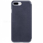 Nillkin Protective PU + PC Leather Case for IPHONE 7 PLUS - Black