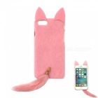 "Fox Style Shell / Phone Back Case Cover for IPHONE 7 4.7"" - Pink"