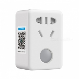 BroadLink SP Mini3 Smart Socket Wi-Fi Timer for iOS or Android - White