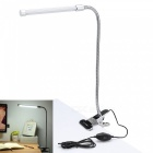 YouOKLight 2-Mode Dimmable USB 25-LED Cold White Light Reading Lamp
