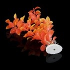 Artificial Plastic Water Plant for Fish Tank Aquarium Decoration
