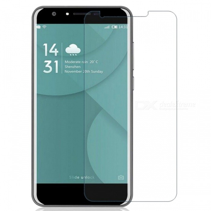 Dazzle Colour Tempered Glass Screen Protector for DOOGEE Y6 / Y6C