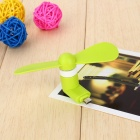 KICCY Mini USB Fan for Android Smart Phones - Light Yellow