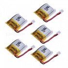 HJ 100mAh Batteries pour Cheerson CX-10 CX-10A RC Quadcopter (5PCS)