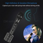Karaoke Player Bluetooth Condenser Microphone for Smartphone Computer