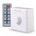 QooK IR Remote LED Light Lamp Dimmer Control 12 Keys Controller