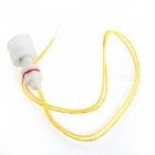Liquid Water Level Sensor Horizontal Float Switch - White