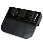 KICCY Mobile Phone Beverage Cup Holder for Automobile Seat - Black