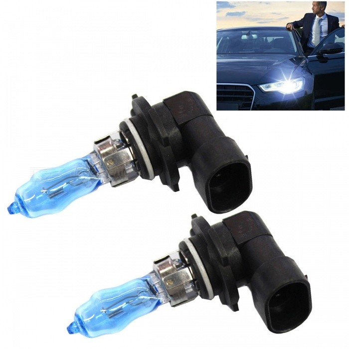 HB3/9005 12V 100W 6000K Aurora White Light Car Headlamps (2PCS)