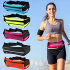 KICCY Waterproof Outdoor Sports Running Mobile Phone Bag - Blue