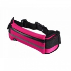 KICCY Waterproof Outdoor Sports Running Mobile Phone Bag - Pink