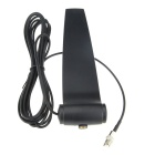 GSM/CDMA Signal Booster Antenna + Holder for 3G Mobile Phones (900~1800MHz)