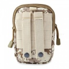 KICCY Tactical Molle Bag Belt Waist Pack for IPHONE - Marpat Desert
