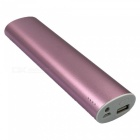 Cwxuan 6000mAh Li-ion External Power Bank for IPHONE, Phone - Pink
