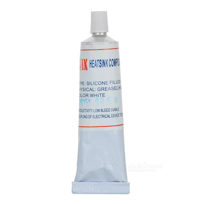 FUJIK Silicone Thermal Glue (50ml Grease-Like)
