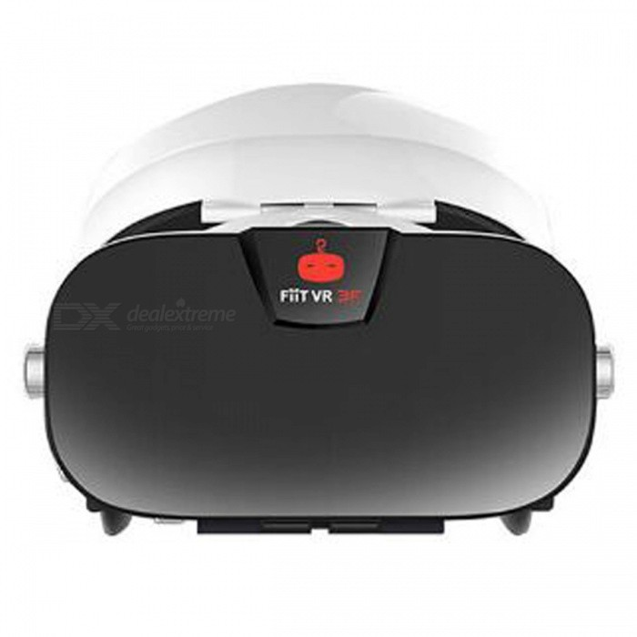 "FIIT VR 3F Virtual Reality 3D Glasses for 3.5"" - 6.5"" Mobile Phone"