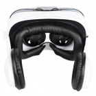 FIIT VR 3F VR 3D Glasses + Bluetooth Controller - White + Black
