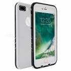 KICCY impermeable PC + cubierta de la caja de TPU para IPHONE 7 PLUS - blanco