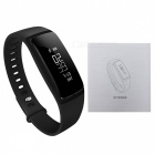 Ordro S11 Smart Bracelet w/ Heart Rate and Blood Pressure Test - Black