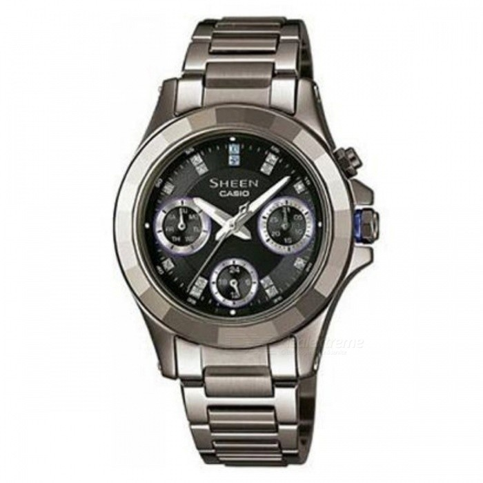Montre Casual Casio SHEEN SHE-3503BD-1A - Argent