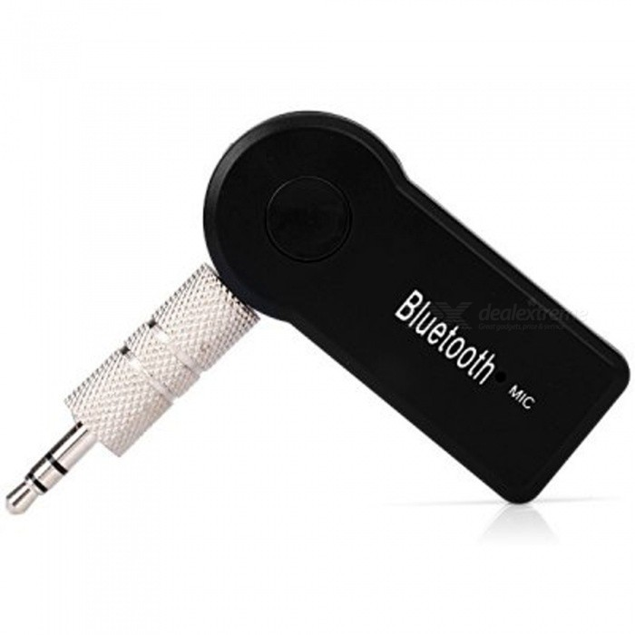 KICCY TS-BT35A08  Bluetooth 3.0 Receiver - Black