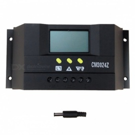 UEIUA CM5024Z 50A PWM Solar Charge Controller w/ LCD Display
