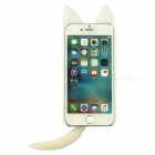 "Fox Style Shell / Phone Back Case Cover for IPHONE 6/6S 4.7"" - White"