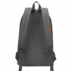 KAUKKO K1001-1 18L Oxford Fabric Backpack - Grey
