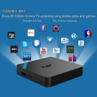 GULEEK T95N Amlogic S905X neliytiminen Android6.0 Smart TV Player EU-Plug