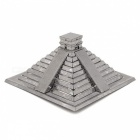 DIY 3D palapeli 3D Maya Pyramid Assembly Malli Educational lelut - Hopea