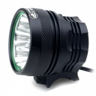 ZHISHUNJIA B12 T6 12-LED 3-Mode Cold White Bike Light / Headlamp