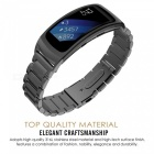 Stainless Steel Watch Band hihna Samsung Gear Fit 2 SM-R360