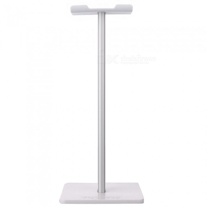 Miimall Universal Headset Showing Display Stand Hanger/ Holder - White