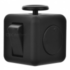 Updated Version Dice Cubic Toy for Focusing - Black